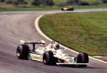 Williams FW07 Alan Jones 1980 Austrian GP